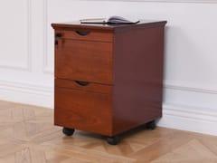 Cassettiera ufficio in fibra di legno con ruotePRESTIGE | Cassettiera ufficio - ARREDIORG