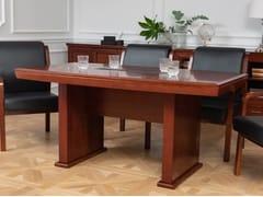 Tavolo da riunione rettangolare in fibra di legnoPRESTIGE | Tavolo da riunione - ARREDIORG