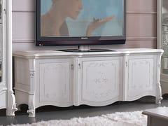 Mobile TV basso in legnoPRESTIGE | Mobile TV - LINEA & CASA +39