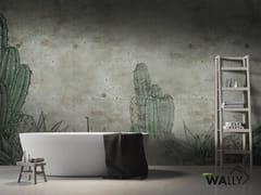 Carta da parati lavabilePRICKLY - WALLYART