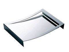 Vaschetta portadocumenti in acciaio inoxPRIMARIO   Vaschetta portadocumenti - TAKEDA CO.