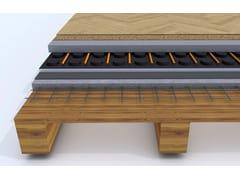 Pannello multistrato massivo con strato fonoimpedentePRIMATE PHONORUB - PRIMATE, A BRAND OF MPE