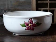 Coppa in ceramicaPRIMAVERA ROSA | Coppa - GRUPPO ROMANI