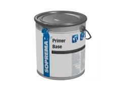Vernice bituminosa a base di bitumi ossidati e solventi tecniciPRIMER BASE - SOPREMA GROUP