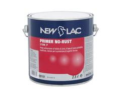 Primer anticorrosivo al fosfato di zincoPRIMER NO-RUST - NEW LAC