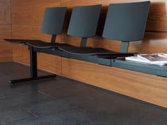 Seduta su barra a pavimentoPRIMUS | Seduta su barra - METALÚRGICA DO LEVIRA