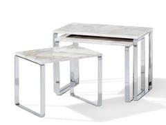 Tavolino di servizio in pietra PRIMUS | Tavolino di servizio -