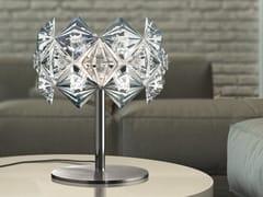 Lampada da tavolo in cristalloPRISMA 820 | Lampada da tavolo - PATRIZIA VOLPATO