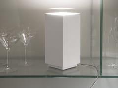 Lampada da tavolo / lampada da terra in alluminioPRISMA - NEMO