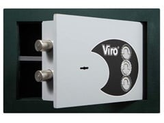 Cassaforte a combinazione da incasso con chiavePRIVACY | Cassaforte con chiave - VIRO