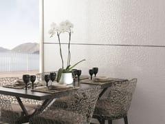 Bordo decorativo con cristalli Swarovski® per rivestimentiPRO-PART CRYSTAL SILVER - BUTECH - PORCELANOSA GRUPO