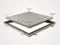 Chiusino a pavimento in alluminioPRO-RI - FF SYSTEMS
