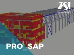 Analisi pushover per edifici nuovi ed esistentiPRO_SAP LT Modulo 06 - 2S.I. SOFTWARE E SERVIZI PER L'INGEGNERIA
