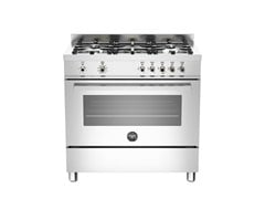 Cucina a libera installazionePROFESSIONAL - PRO90 5 MFE S XE - BERTAZZONI