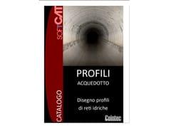 Disegno di profili longitudinali per reti di acquedottoPROFILI ACQUEDOTTO - COINTEC