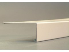 Profilo perimetrale con finitura in PVC o TPOPROFILO PERIMETRALE - SOPREMA GROUP