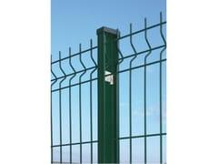 Palo per recinzione in acciaio zincatoPROFILPRO - GRUPPO CAVATORTA