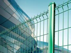 Palo in acciaio profilato plastificato per recinzioniPROFILPRO PLUS - GRUPPO CAVATORTA