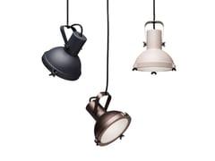 Lampada a sospensione orientabile in alluminioPROJECTEUR 165 | Lampada a sospensione - NEMO
