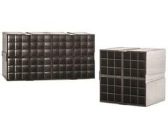 Griglia di ventilazione in metalloPROMASTOP®-IM Grille - PROMAT ITALIA