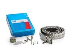 Sistema per la protezione dal fuoco di passaggi di tubazioni PROMASTOP® UNICOLLAR -
