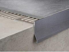Profili per bordi esterni di terrazze e balconi PROTEC CPCV - Cerfix® Protec