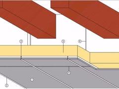Protezione di solaio in legno Protezione di solaio in legno - MGO FIRE