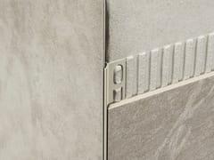 Bordo decorativo in alluminio per rivestimentiPROTRIM IPV TREND COLOR STONE - PROFILPAS