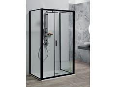 Box doccia centro paretePSCRAPID + FISSO | Box doccia centro parete - TAMANACO