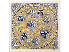 Officine Gullo, PSD040 Formella Decorata Rivestimento in ceramica per interni