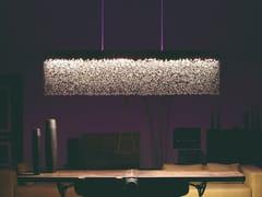 Lampada a sospensione a LED in acciaio inoxPSYCHE - STV ITALIA