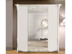 Armadio in legno con specchioPUCCINI | Armadio con specchio - LINEA & CASA +39