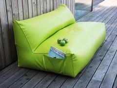 GART, PUFFONE | Divano da giardino in tessuto  Divano da giardino in tessuto