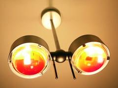 Top Light, PUK SIDE TWIN   Lampada da soffitto  Lampada da soffitto