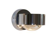 Top Light, PUK WALL Applique in metallo