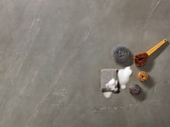 ITALSTONE, PULPIS Pavimento/rivestimento ecologico effetto marmo