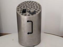 Manufatti Viscio, PURA Purificatore d'aria in acciaio