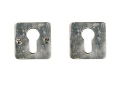 Bocchetta quadrata in bronzo PURE 8084 - Pure®