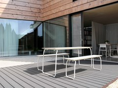 Decking in WPC PURE BERLIN - Pure
