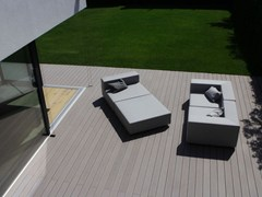 Decking in WPC PURE BOSTON - Pure