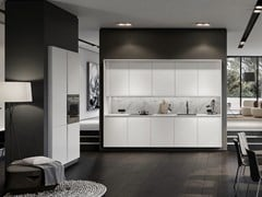 Cucina componibile laccata lineare SieMatic PURE COLLECTION - SIEMATIC MÖBELWERKE