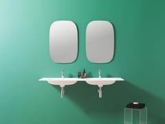 Specchio da parete per bagnoPURE   Specchio per bagno - KRION PORCELANOSA GRUPO
