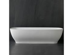 Vasca da bagno centro stanza in Krion®PURE | Vasca da bagno - KRION PORCELANOSA GRUPO
