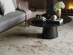 Pavimento rettificato in gres porcellanato effetto marmoPURITY OF MARBLE BRECCE | Pavimento - CERAMICHE SUPERGRES