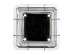 Seves Glassblock, PV B 1111/6 CLEARVIEW Blocco di vetro ad energia solare luminoso