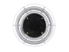 Seves Glassblock, PV B R11/6 CLEARVIEW Blocco di vetro ad energia solare luminoso