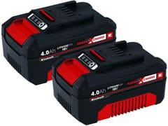 BatteriaPXC-Twinpack 4,0 Ah - EINHELL ITALIA
