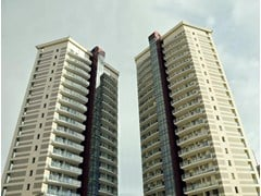 Parapetto in alluminio per finestre e balconiParapetto in alluminio - ALUSCALAE