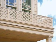 Parapetto per finestre e balconiParapetto - CAPOFERRI SERRAMENTI