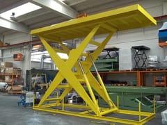 Piattaforma ascensore per autoElevatori porta auto a scomparsa - ARMO